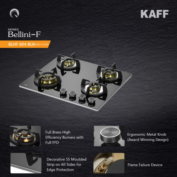 BLH-F 604|Flame Failure Device|Full Brass High Efficiency Burners