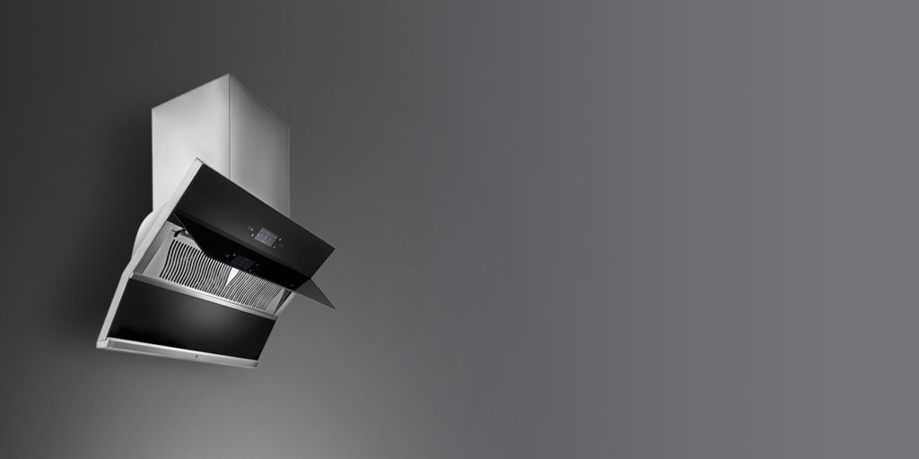 Kaff Filter Less chimney FALCON DHC 90 | Gesture Control Chimney