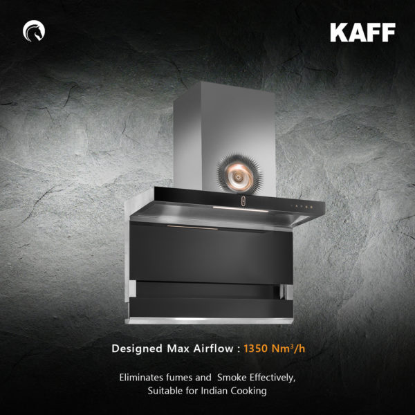 FALMARC DHC 90-A | Filter-Less + Dry Heat Auto Clean Technology | Gesture Control