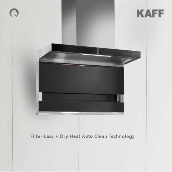 FALMARC DHC 90-S | Filter-Less + Dry Heat Auto Clean Technology | Gesture Control