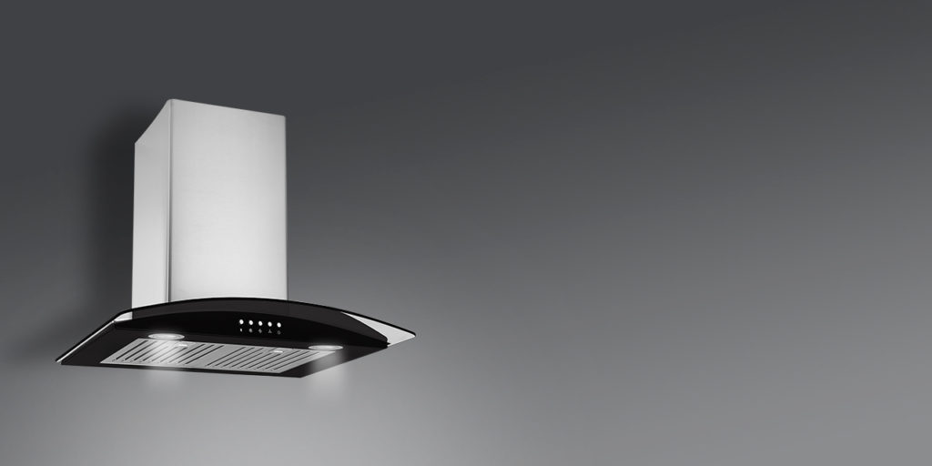 FIM BF MX 60 SS | Curved Tempered Glass | Stainless Steel Finish
