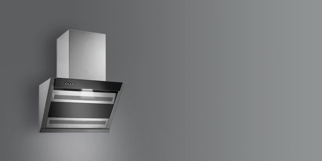 FORMA DX 60 | Filter-Less Technology | Push Control Chimney