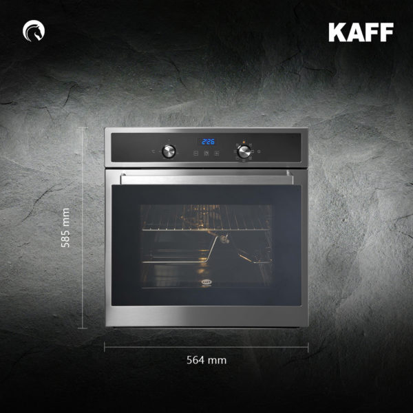 KOV 60 ZN | Built In Electric Oven | Multifunction | Rotary Control
