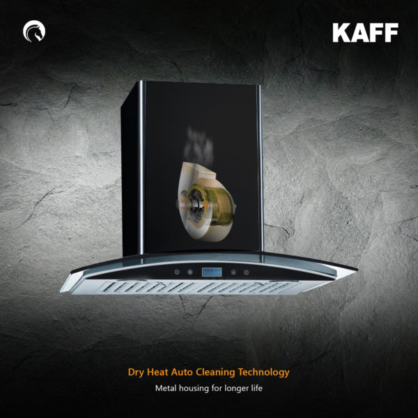OPEC TX DHC-60 | Dry Heat Auto Cleaning Technology |Curved Tempered Glass