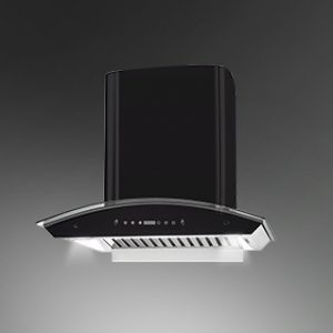 PRIMA TX DHC | Dry Heat Auto CLean Chimney | Gesture Control