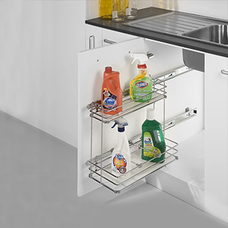 Pull-Out Detergent Rack- KD 215