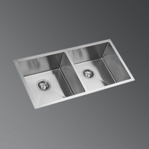 KS 870 DB R10|Stainless Steel Double Bowl Sink