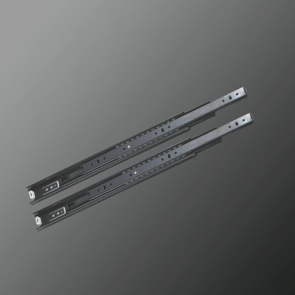 KTPB ZINC PLATED BLACK Ball Bearing runners